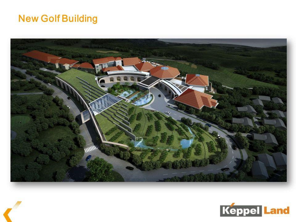 New Golf Building