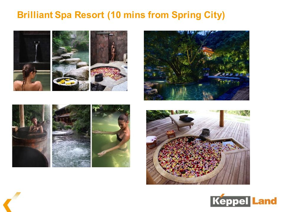Brilliant Spa Resort (10 mins from Spring City)