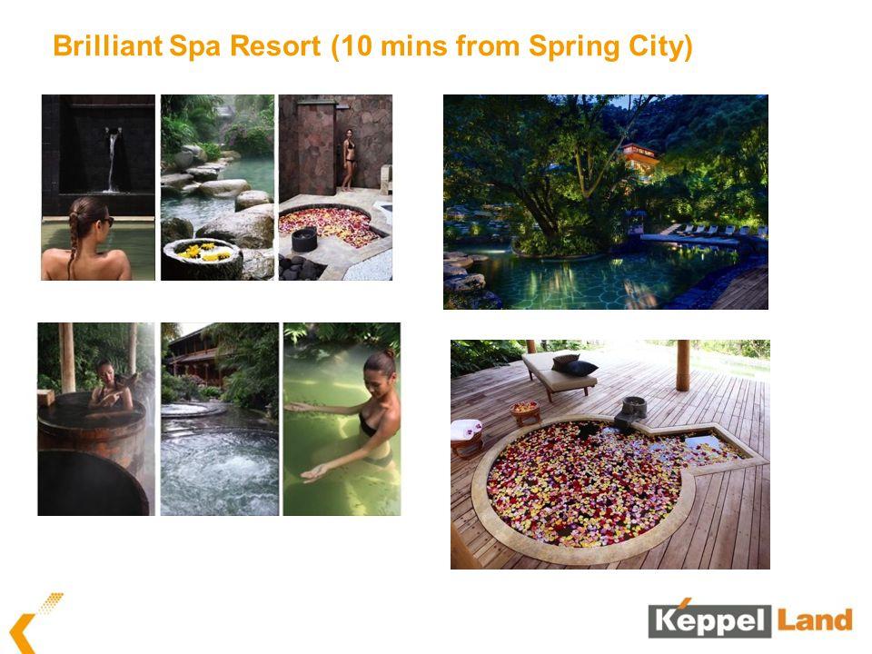 Brilliant Spa Resort (10 mins from Spring City)