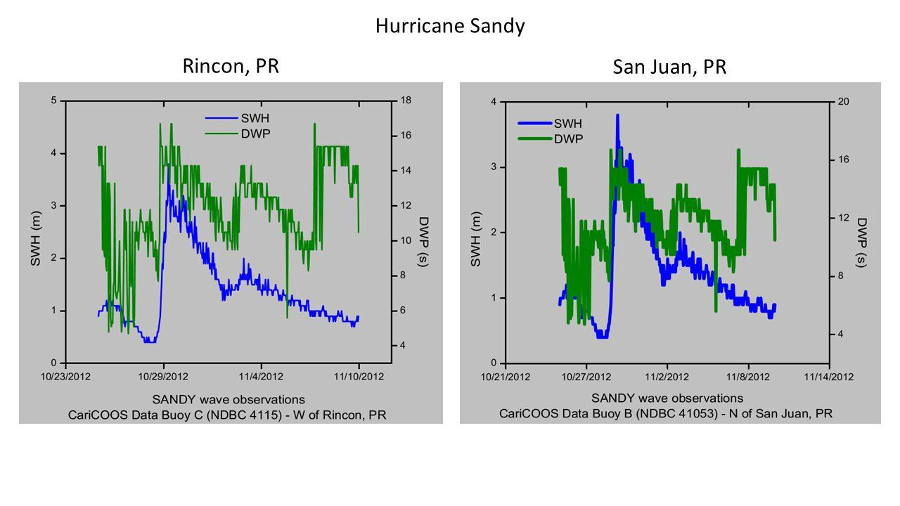 Hurricane Sandy Rincon, PR San Juan, PR
