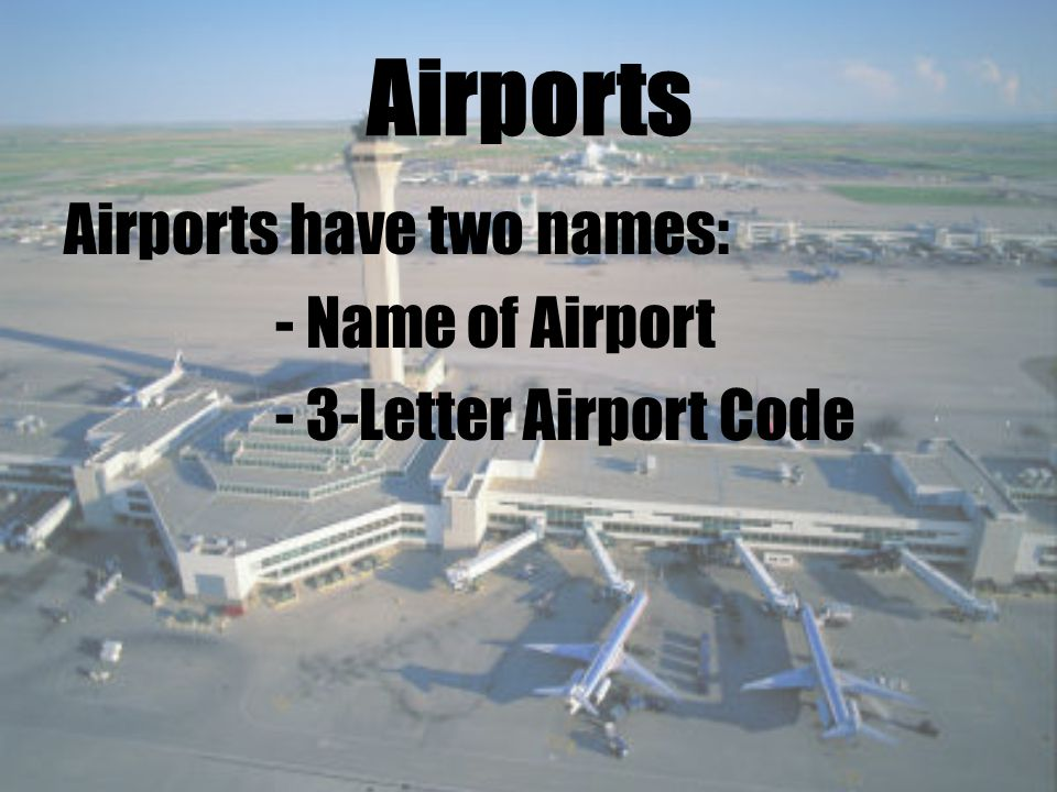 Busy Airports The United States accounts for more than 1/3 of the worlds aircraft activity.