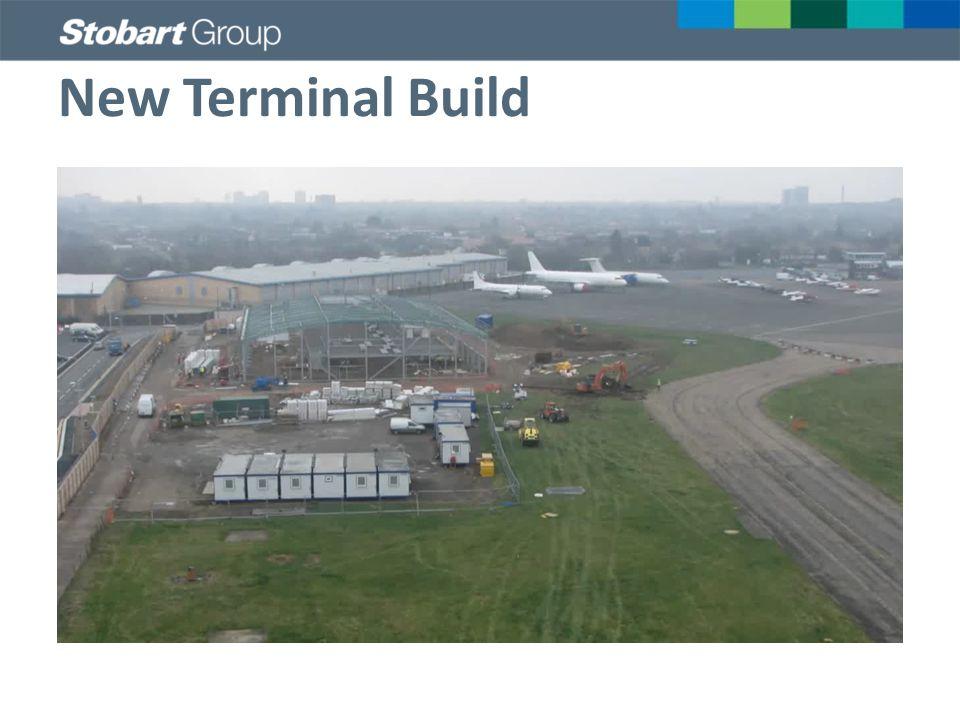 New Terminal Build