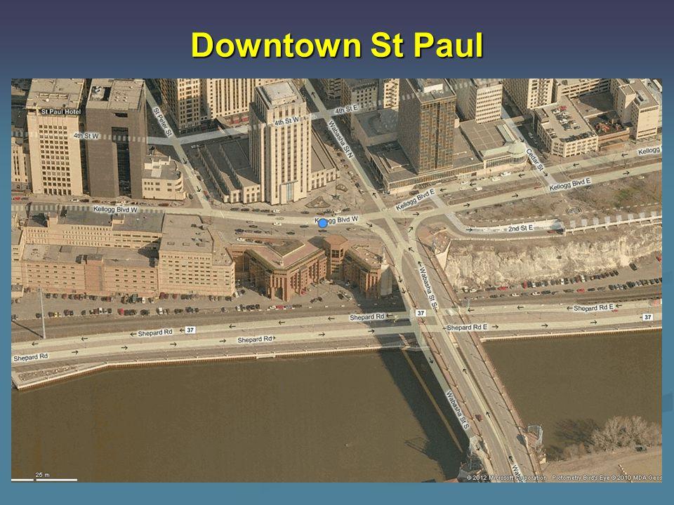 Downtown St Paul