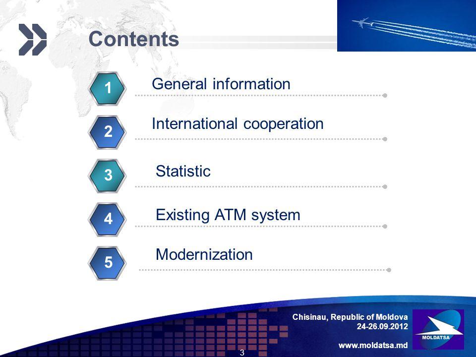 Add your company slogan LOGO Chisinau, Republic of Moldova 24- 26.09.2012 www.moldatsa.md ATM system modernization LUUU ACC LUKK APP TWRs: LUKK, LUBL, LUBM, LUCH MAATS Moldavian advanced ATM system 24 FIC