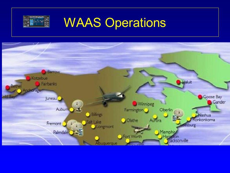 WAAS Operations