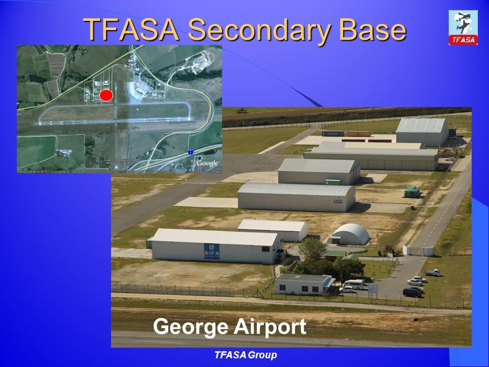 TFASA Group George Airport TFASA Secondary Base