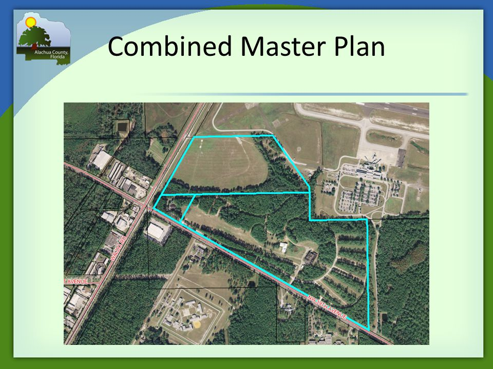 Combined Master Plan