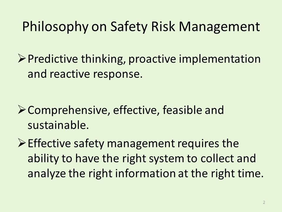 Safety Risk Assessment of Flight Operation -Traditional Practice 3 Real Time Monitoring (ACMS/AHM) + Post Flight Analysis (FDM/FOQA)