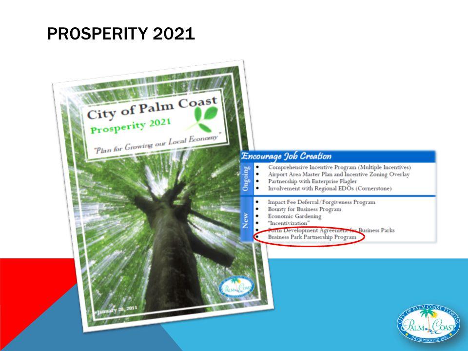 PROSPERITY 2021