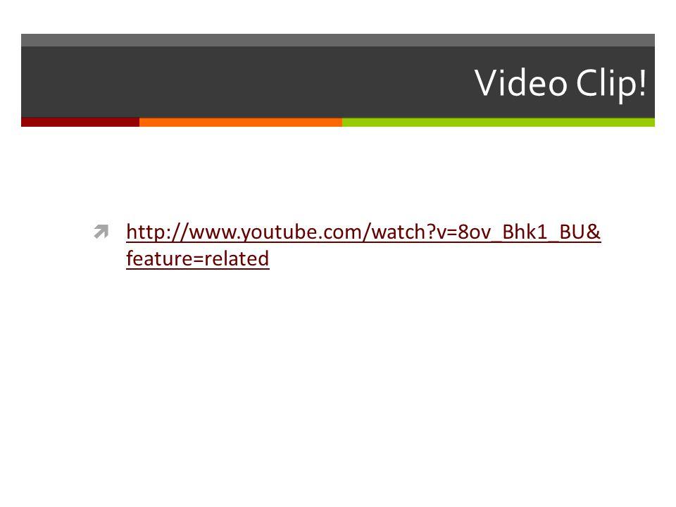 Video Clip.