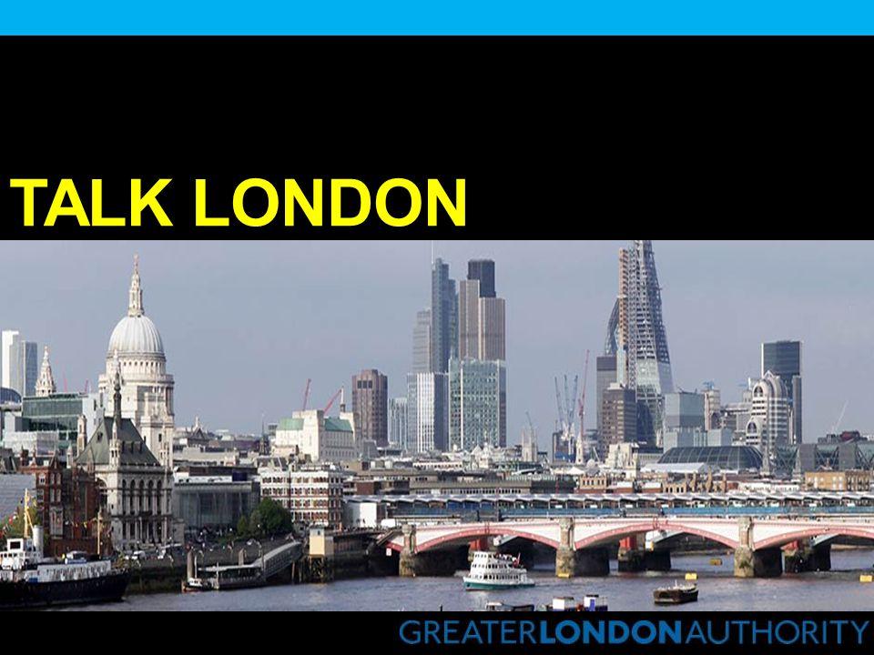 TALK LONDON
