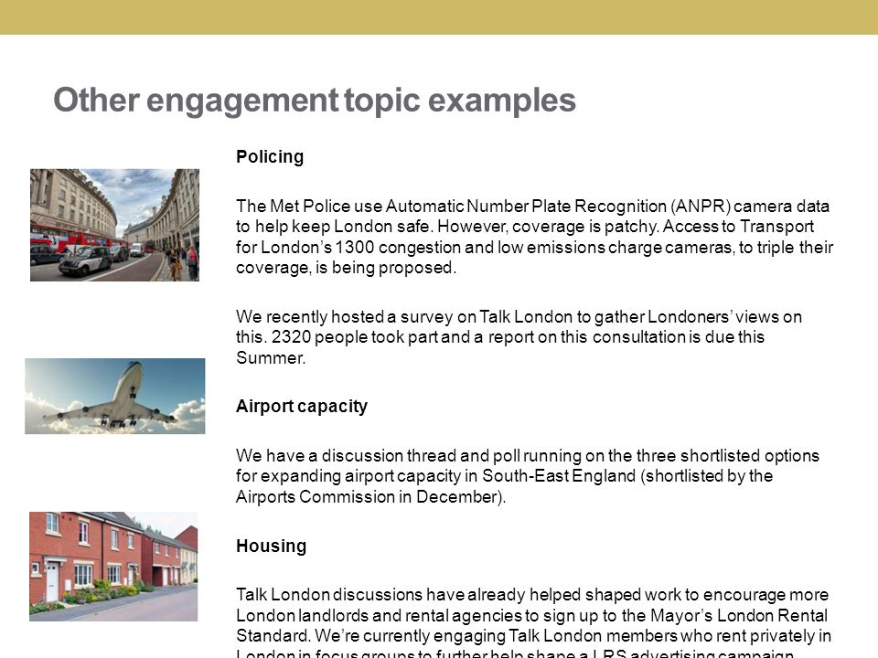 Does a pan-London community have value for boroughs.