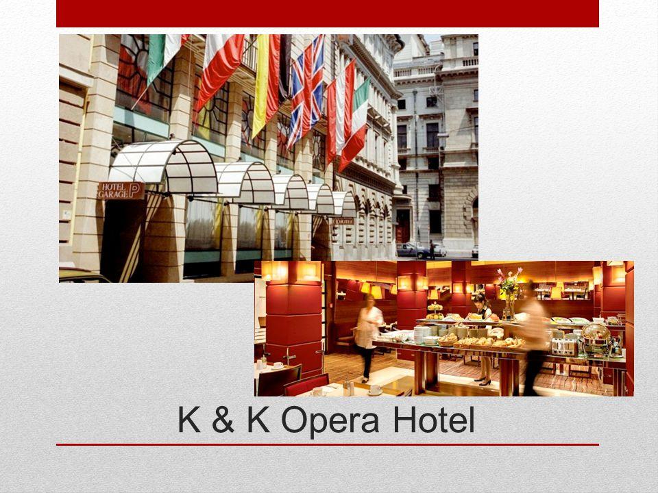 K & K Opera Hotel