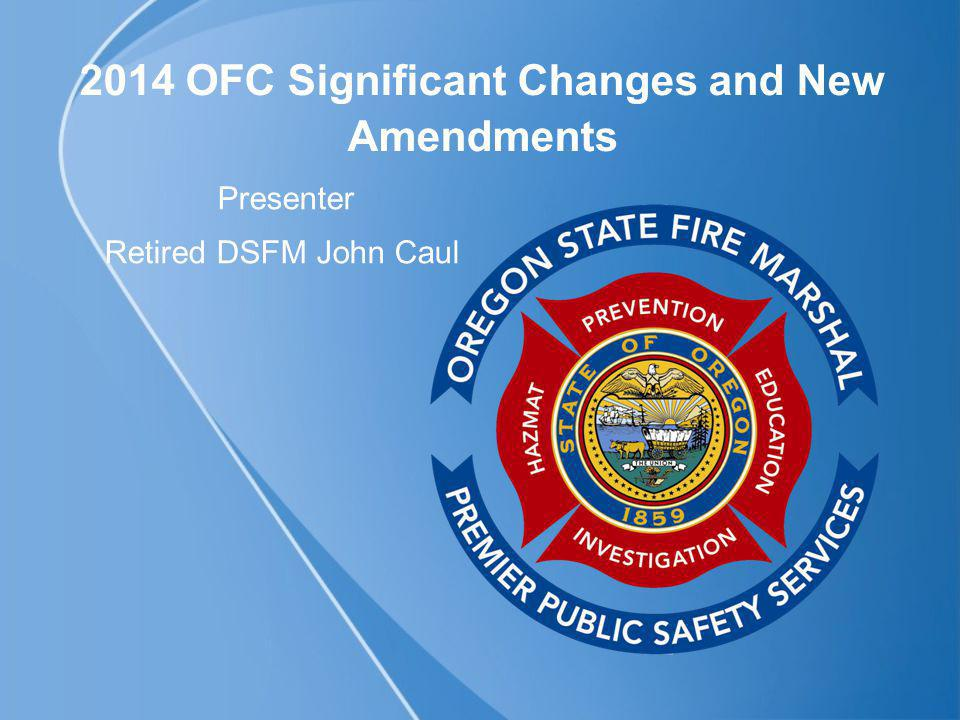 Page 122 Chapter 5 Fire Service Features 510.3 Permit required, cont Section 105.7.5.