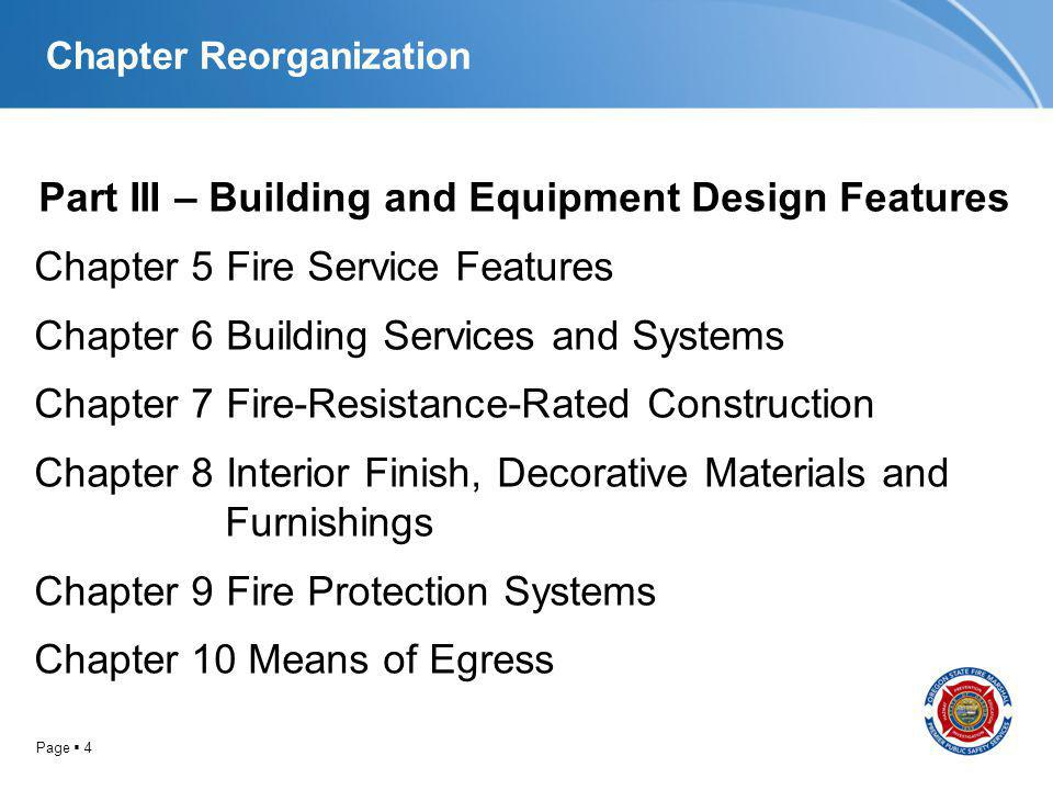 Page 345 Chapter 10 Means of Egress 1009.3.1.2 Fire-resistance rating.