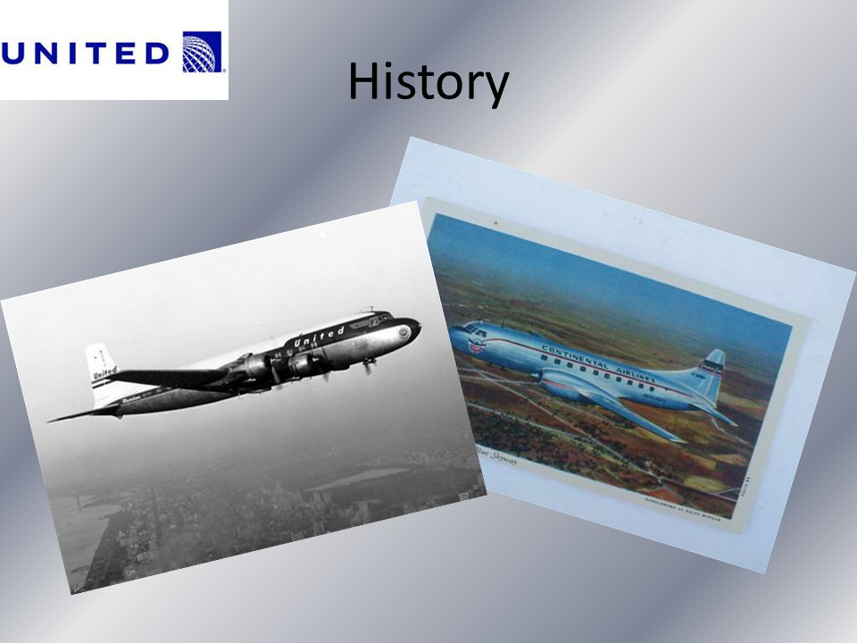 Vision (proposed) United Continental Holdings vision is to be the Worlds number one choice for airline travel.