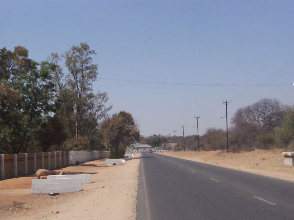 This road also provides a link between Palapye and Selebi Phikwe by linking the Francistown - Gaborone road and Martins Drift - Selebi Phikwe through