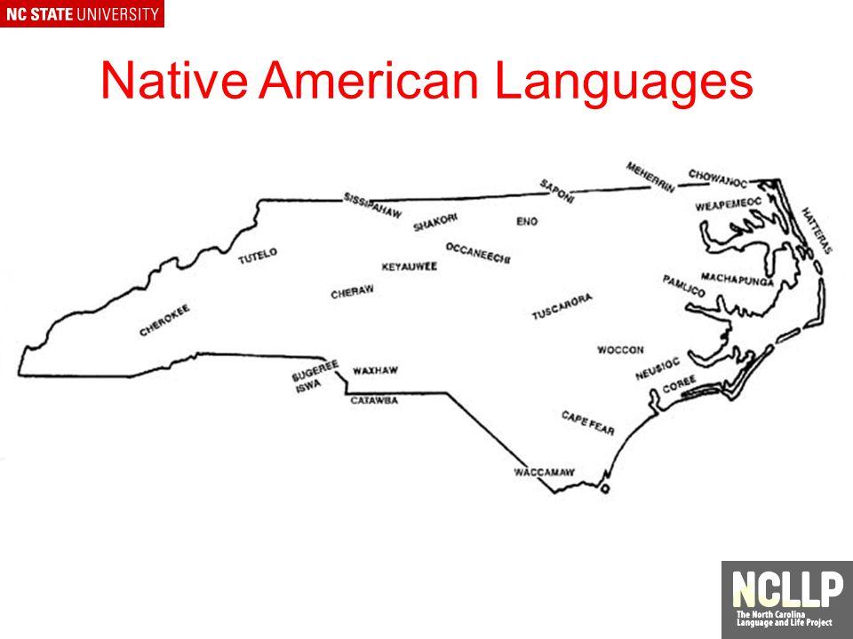 Native American Language Groups
