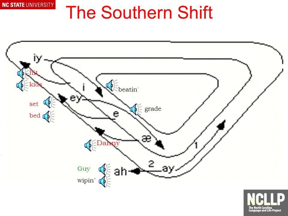 8 The Southern Shift hit kids set bed Danny grade beatin Guy wipin