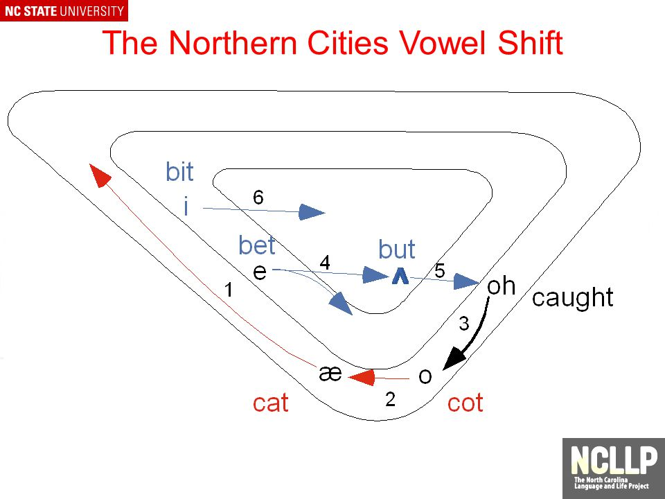 9 The Northern Cities Vowel Shift