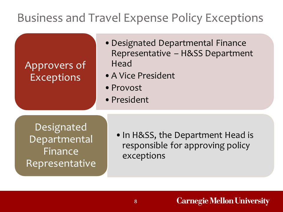 69 Purpose Describes the business purpose for the travel undertaken and for which associated expenses reimbursement is being requested Where (destination) When (dates of travel) Why (e.g., conference attendance)
