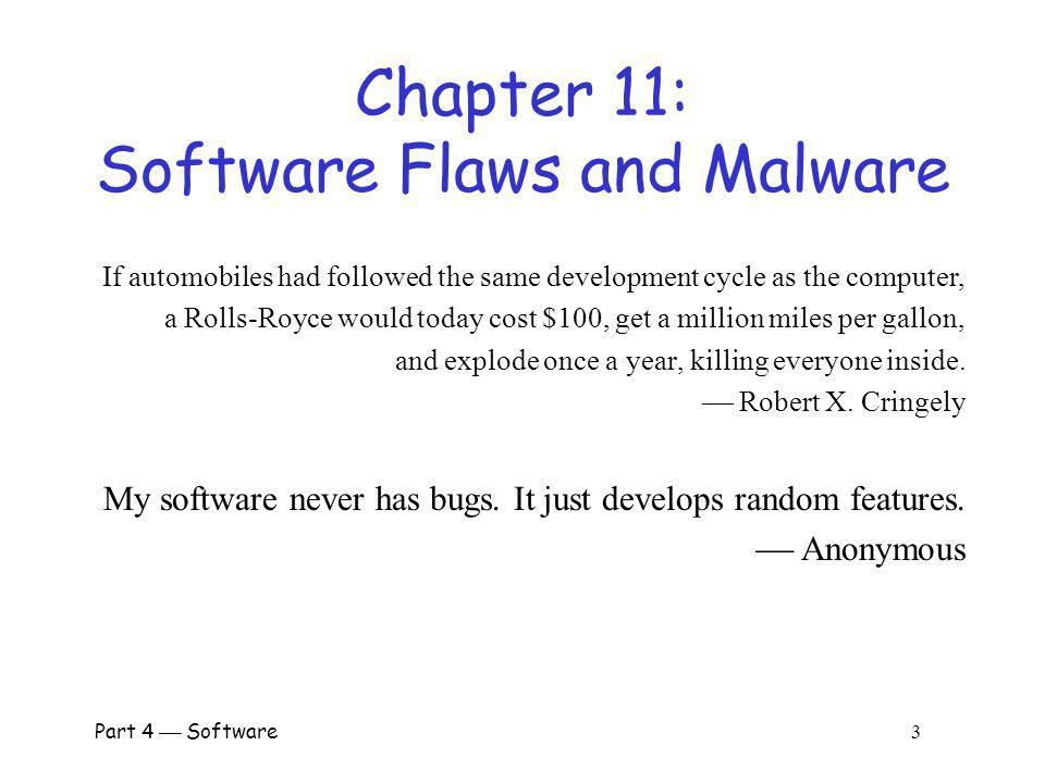 Part 4 Software 2 Why Software.