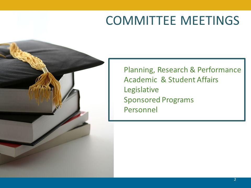 MOTION The Legislative Committee recommends that the Board of Regents approve the Board of Regents Legislative Agenda.