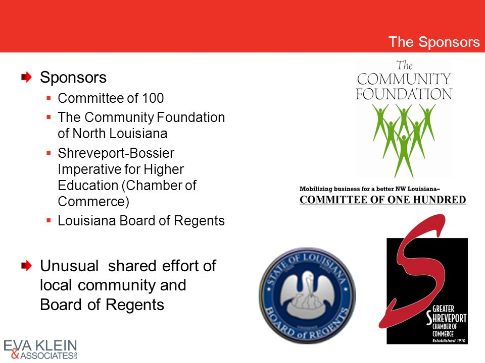 R ECOMMENDATION Senior Staff recommends that the Committee approve the Board of Regents Legislative Agenda.