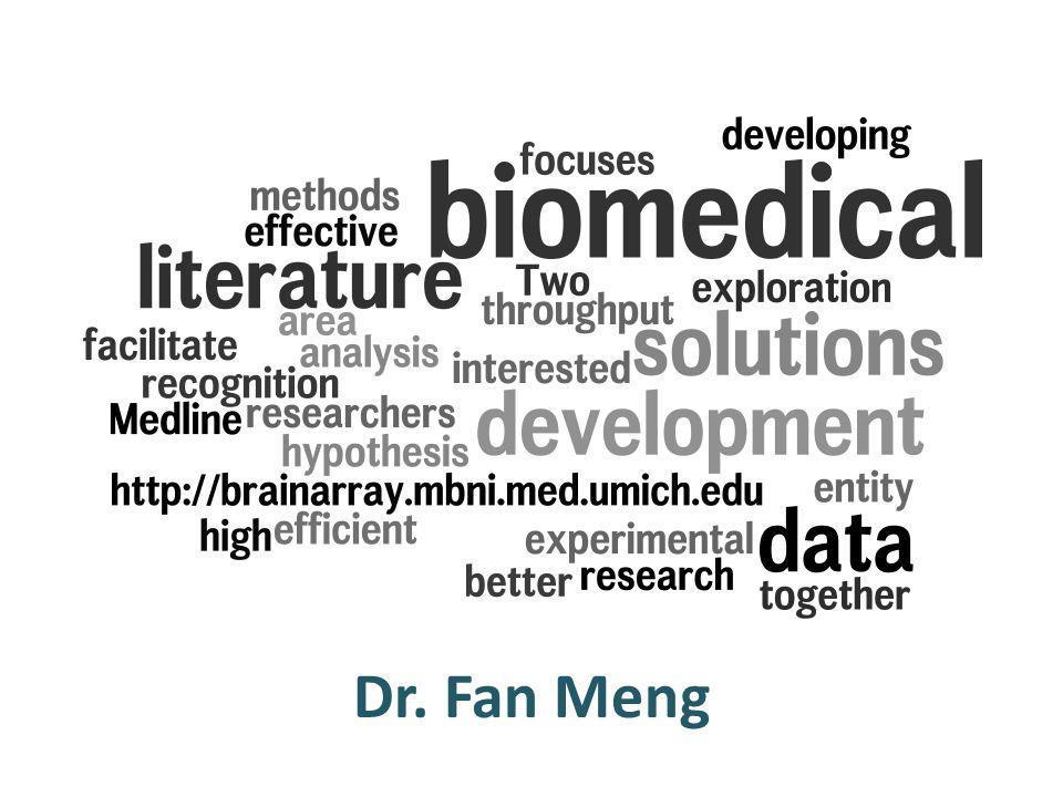 Dr. Fan Meng