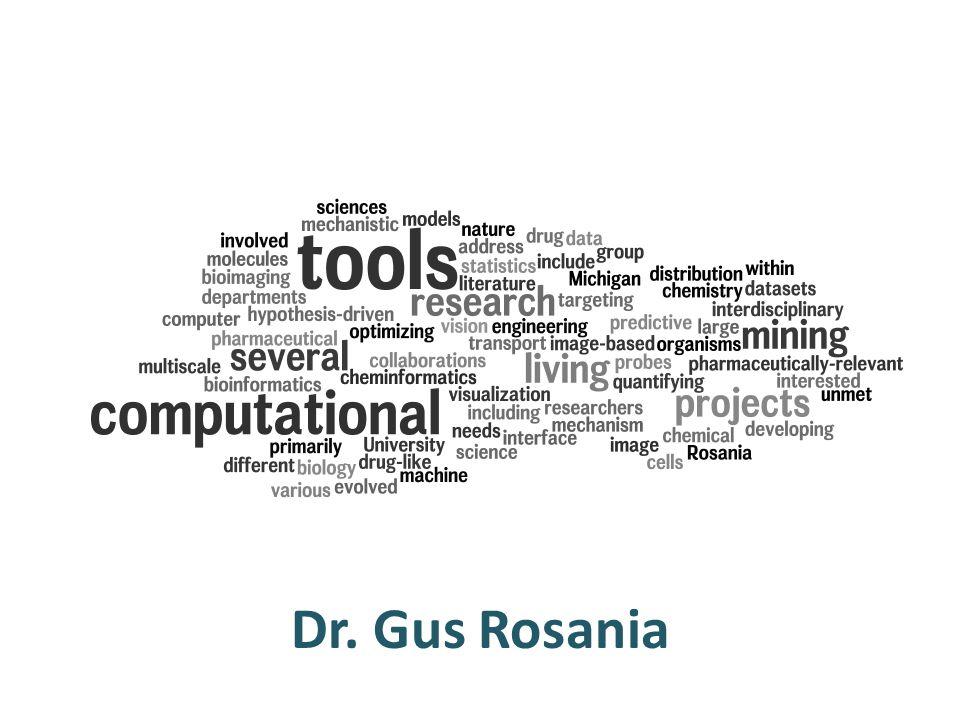 Dr. Gus Rosania