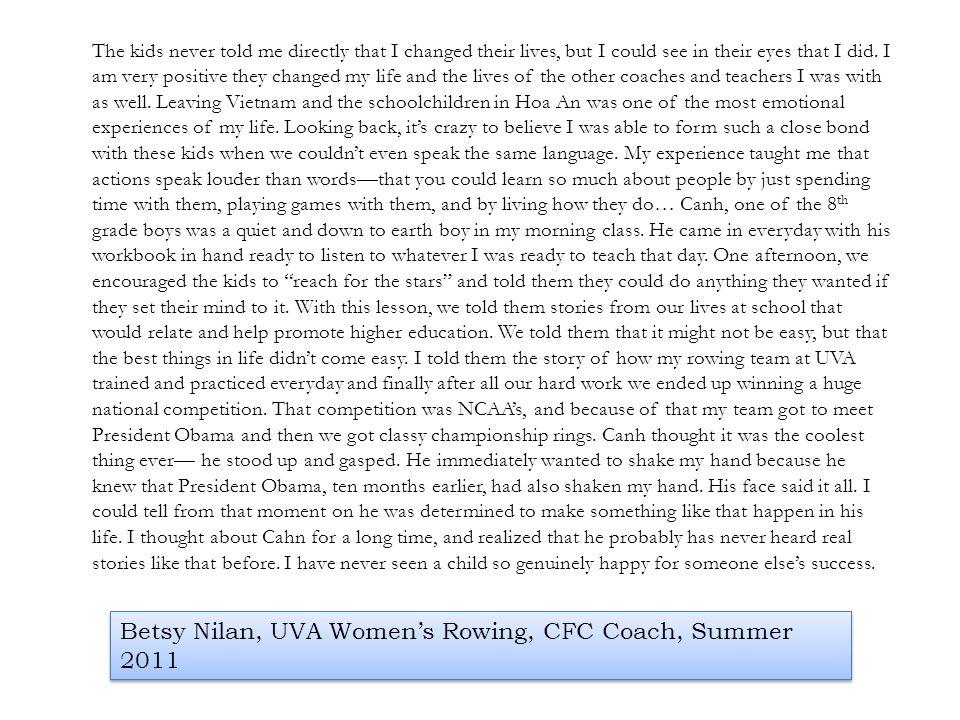 Amy Sargeant, FSU Womens Tennis, CFC Coach, Summer 2011