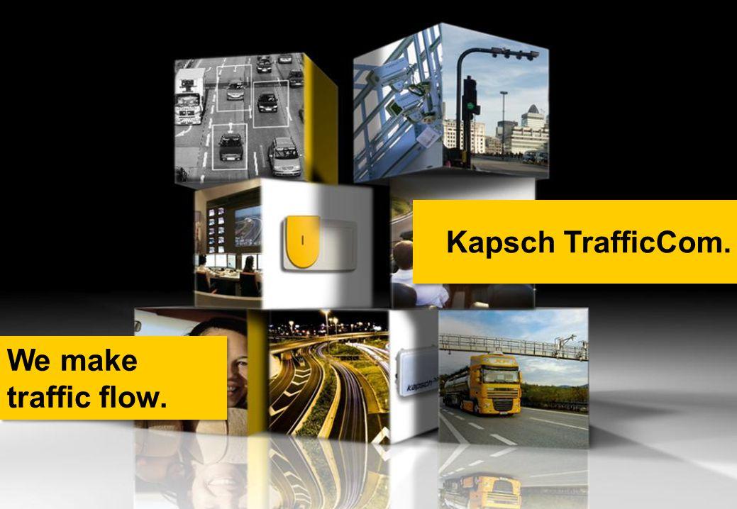Kapsch TrafficCom |Urban Mobility ChargingMichael Weber1 Kapsch TrafficCom. We make traffic flow.