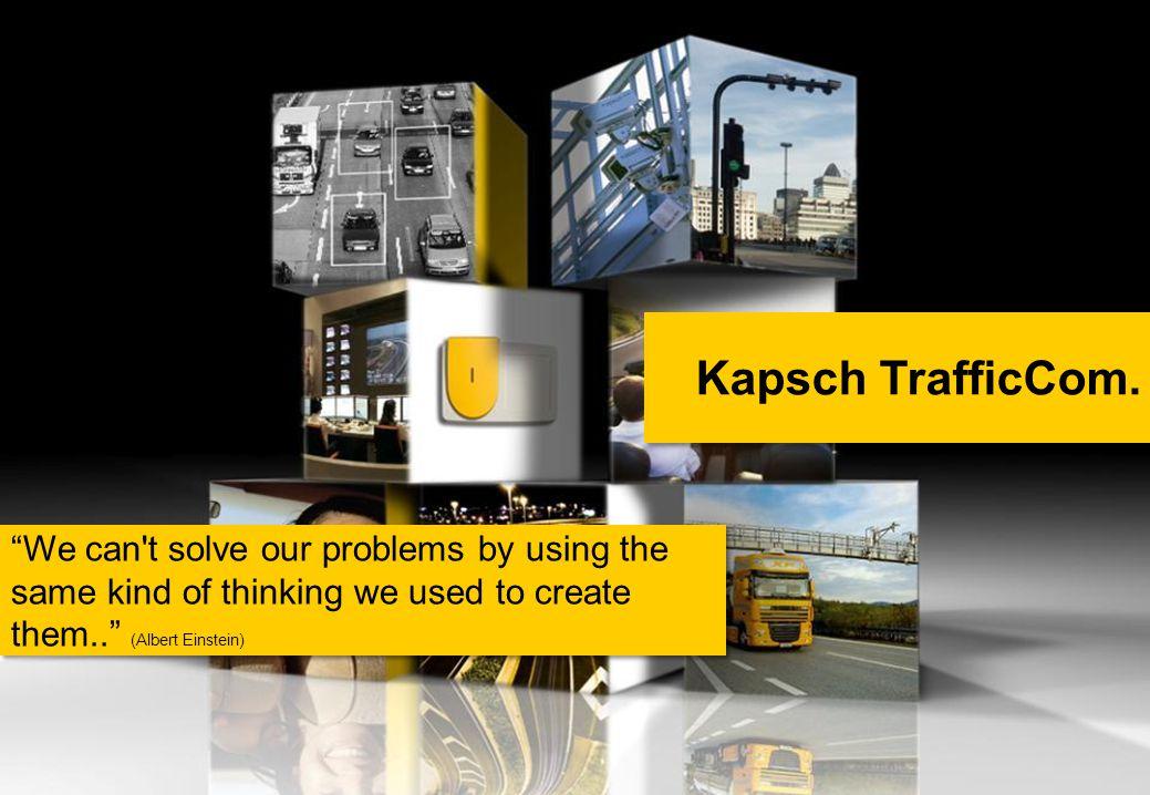 Kapsch TrafficCom |Urban Mobility ChargingMichael Weber18 Kapsch TrafficCom.