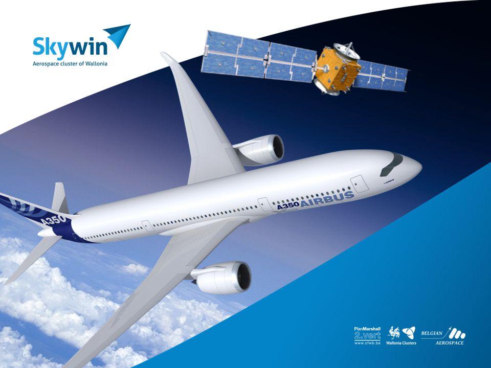 TRAINING & RESEARCH COMPETENCE CENTERS Wallonie Aerotraining Network Technifutur RESEARCH CENTERS Cenaero Multitel Sirris Cetic Cewac