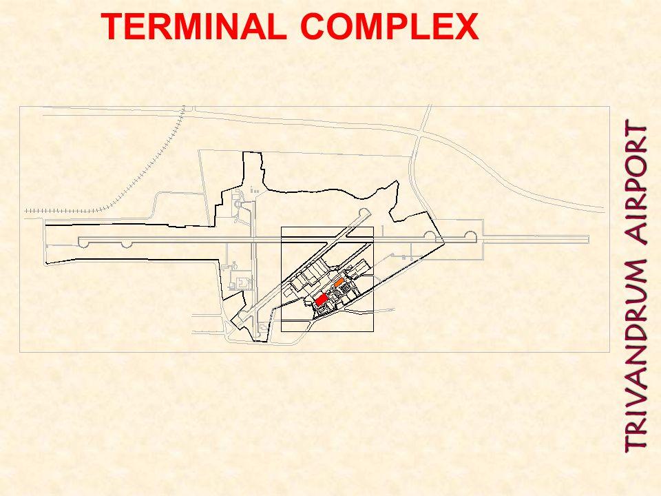 TRIVANDRUM AIRPORT TERMINAL COMPLEX