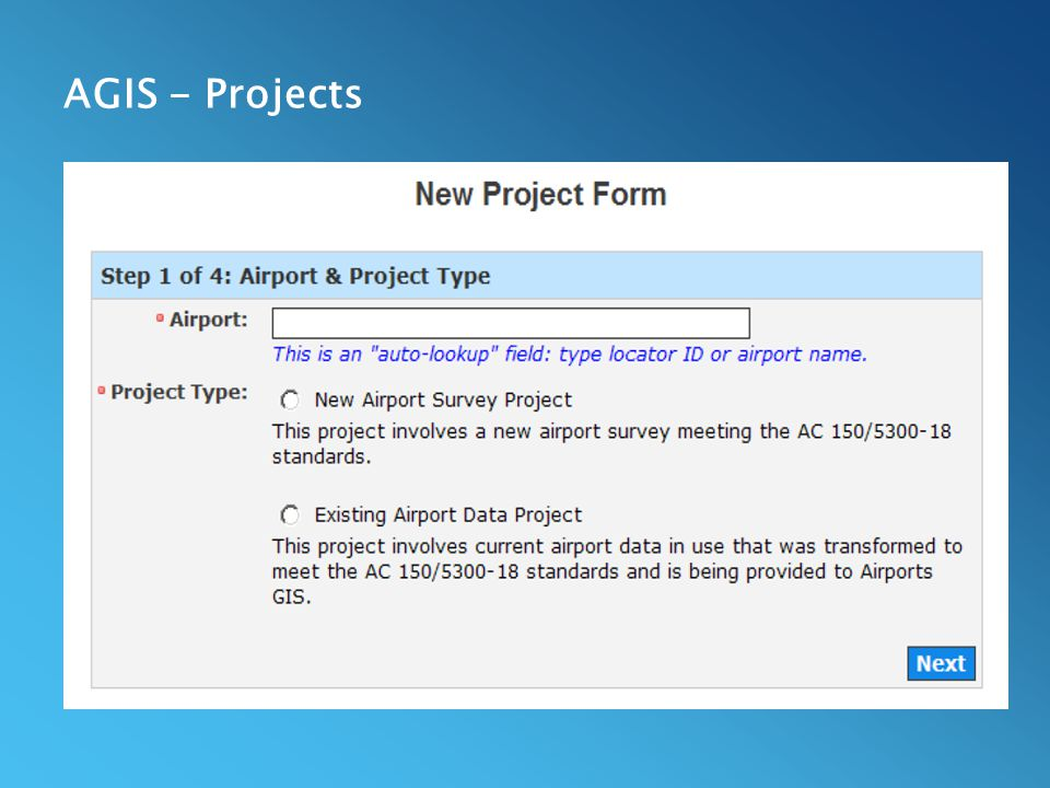 AGIS - Projects