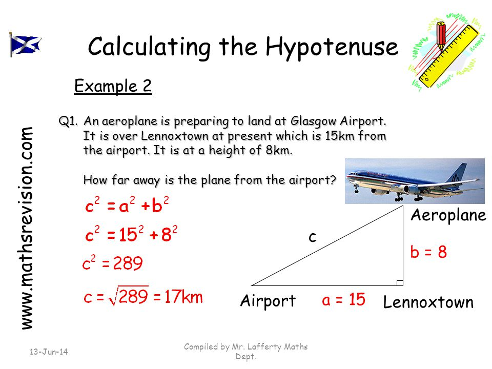 S4 Starter Questions 13-Jun-14Compiled by Mr. Lafferty Maths Dept. www.mathsrevision.com S4