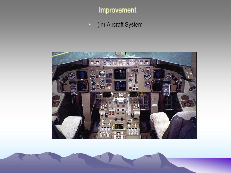 Improvement (In) Aircraft System
