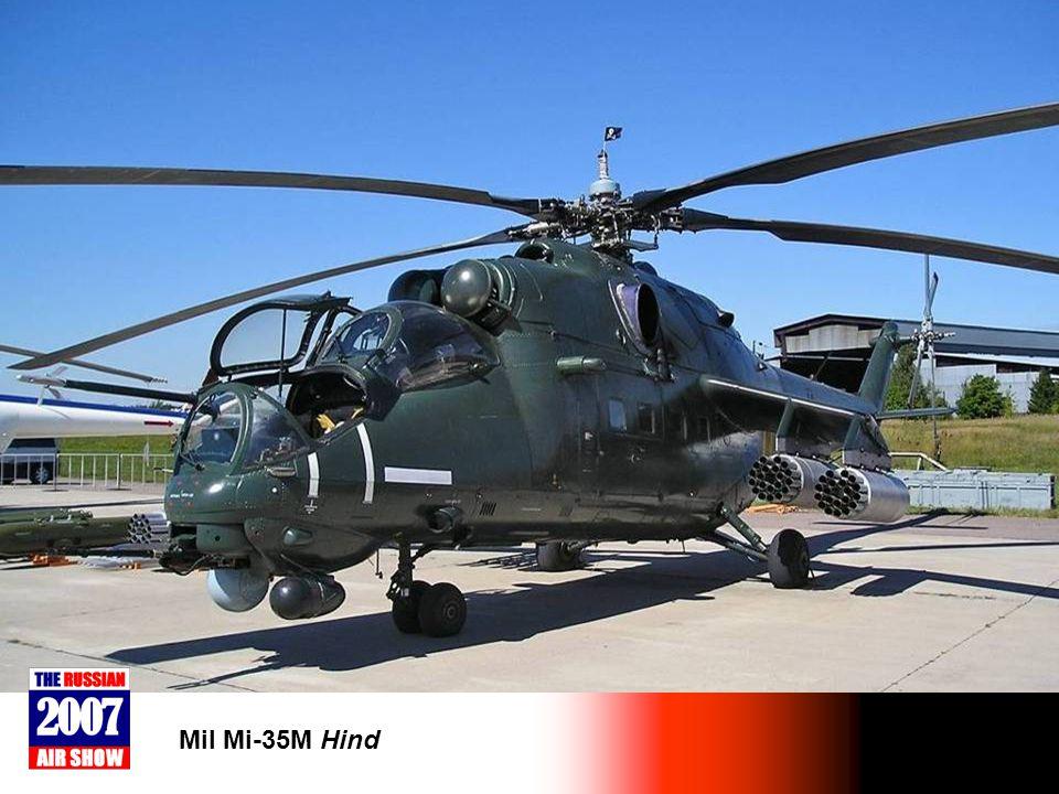 Mil Mi-35M Hind