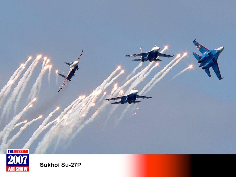 Sukhoi Su-27P