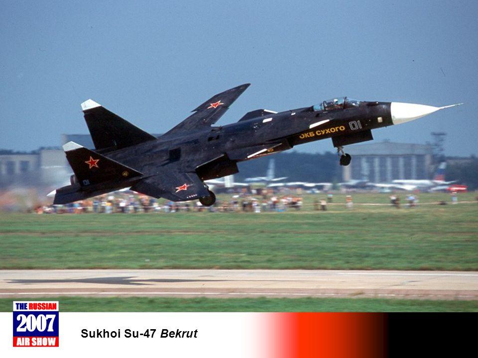 Sukhoi Su-47 Bekrut