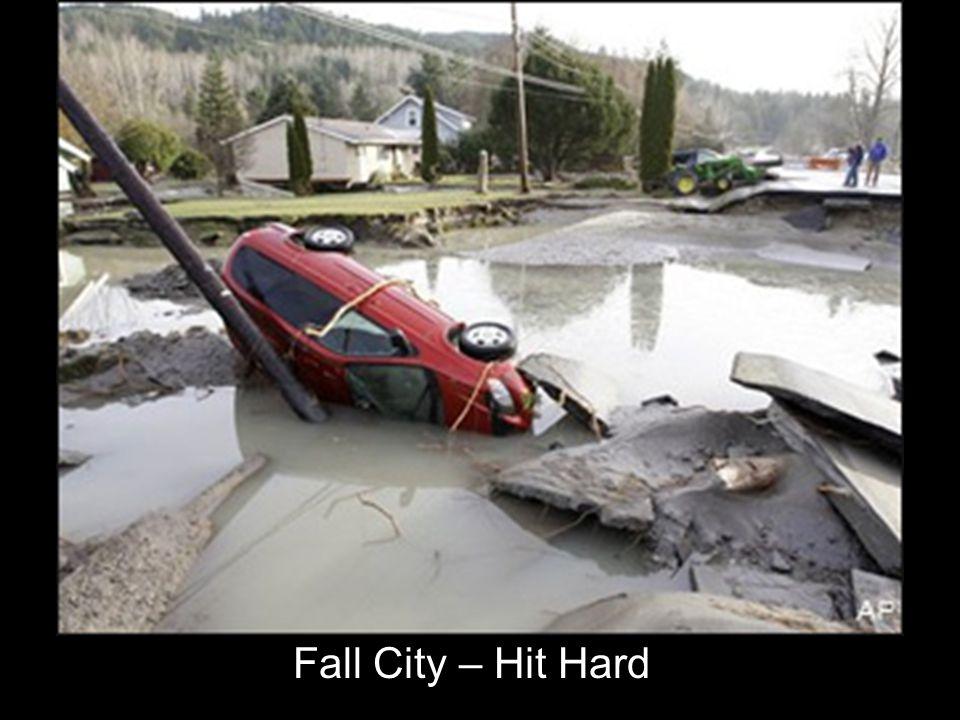 Fall City – Hit Hard