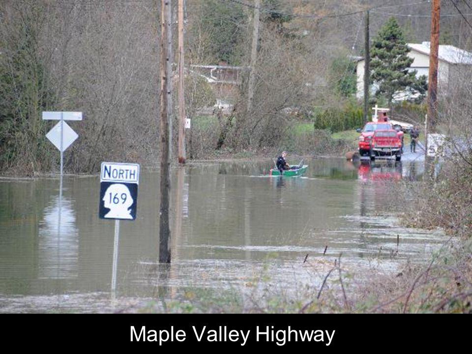 Maple Valley Highway