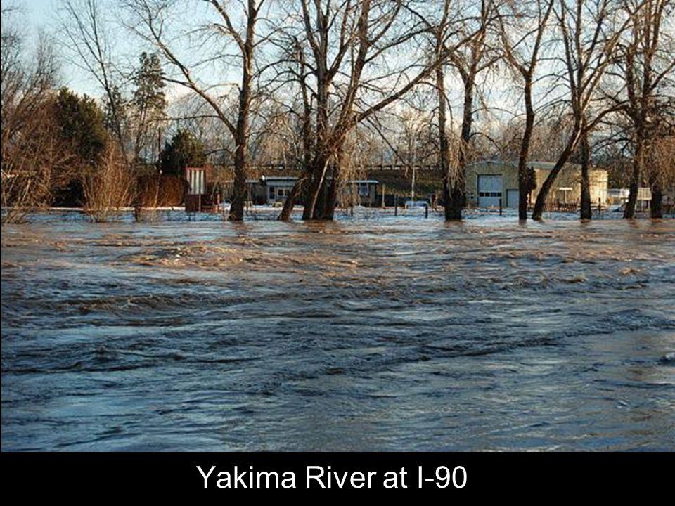 Yakima River at I-90