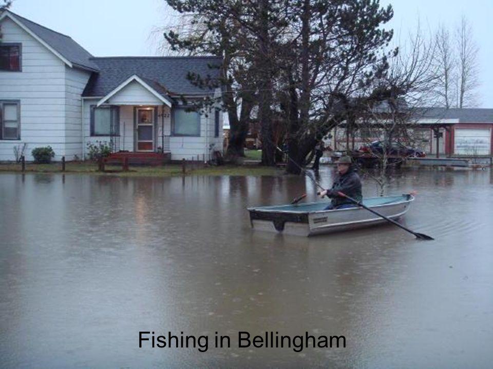 Fishing in Bellingham