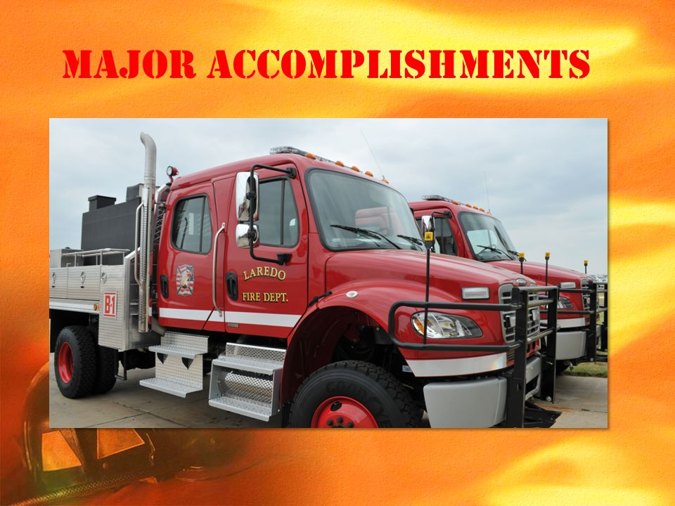 Laredo Fire Department Budget FY 09-10