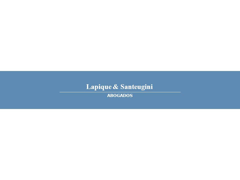 Lapique & Santeugini ABOGADOS