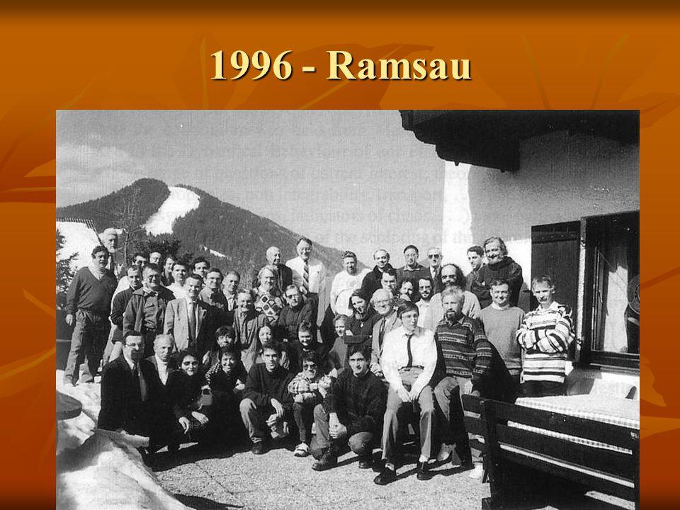 1996 - Ramsau