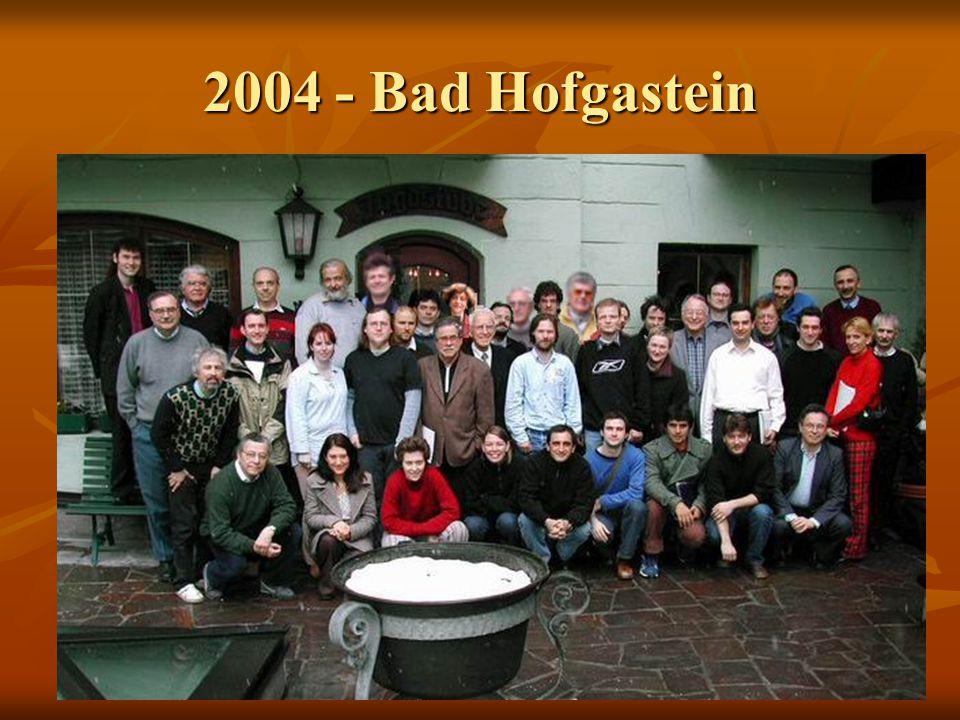 2004 - Bad Hofgastein