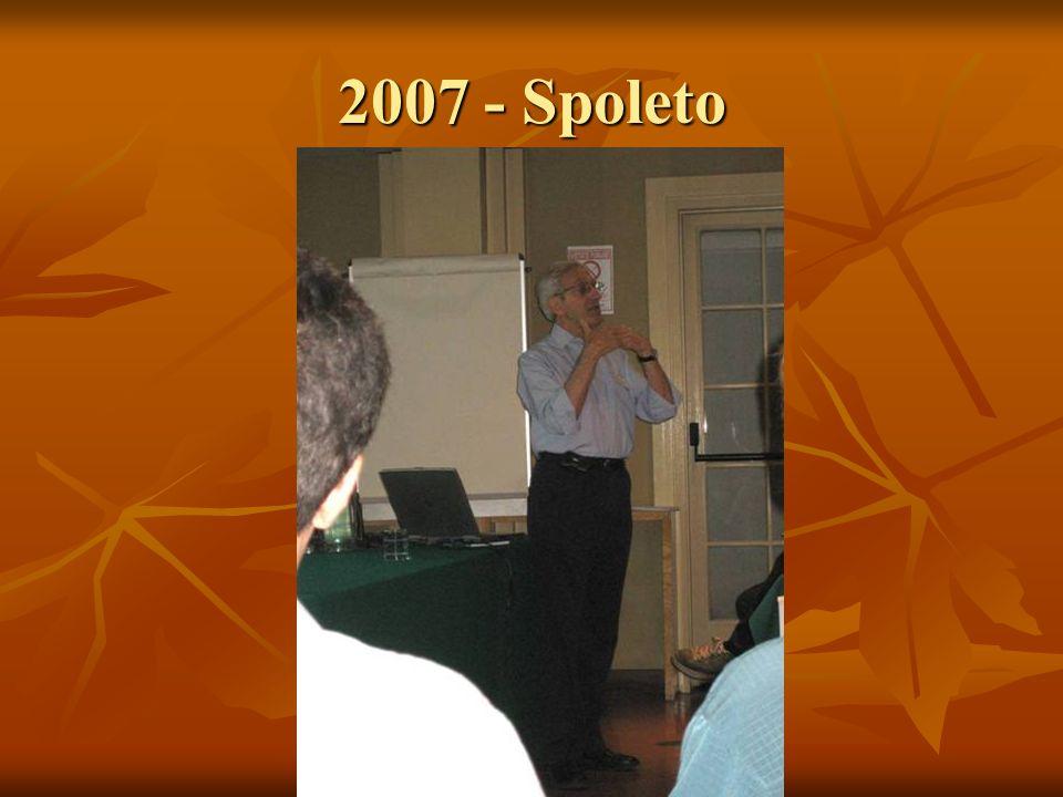 2007 - Spoleto